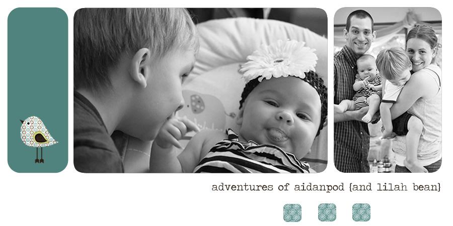 adventures of aidanpod...