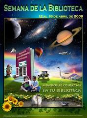 Semana de la Biblioteca 2009