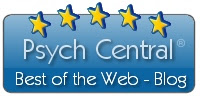 Psych Central's Best of the Web - Blog Award