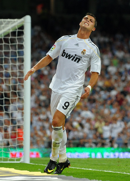 Cristiano Ronaldo believes he