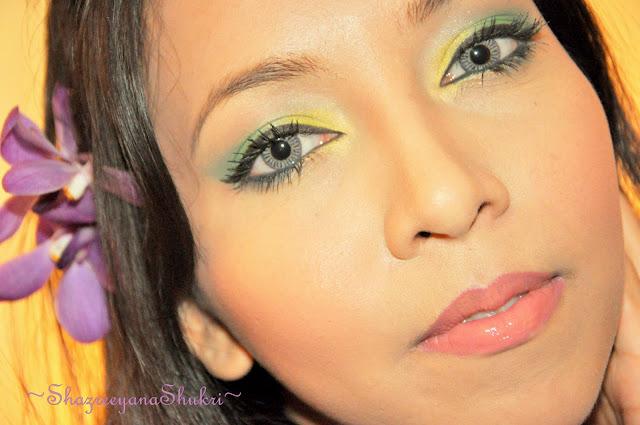 Shazreeyana Shukri Summer Look
