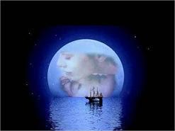 La Luna...Paz, Magia y Sentimiento