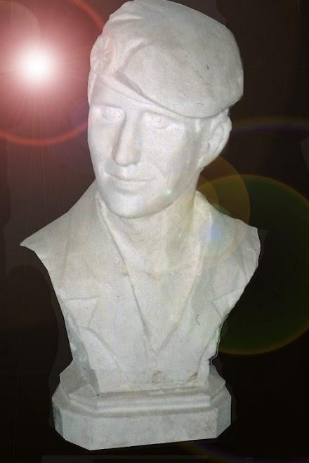Busto de um militar Francês