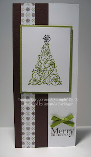 snow swirled card-a-lope