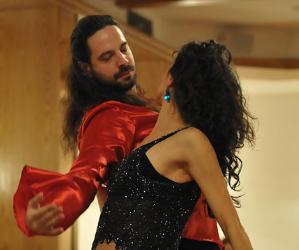 Festival Tango Bianco, Italia, décembre 2009