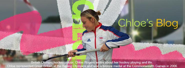 Chloe's Blog