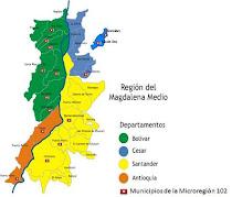 Municipios que integran la Microregión 102...!