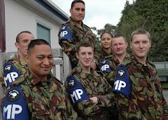 MP - EXÉRCITO NOVA ZELÂNDIA