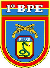 1º BPE - RIO DE JANEIRO.