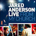 Download CD Jared Anderson  Live From My Church (2009)