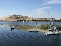 The Tombs of the Nobles across the Nile