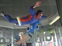 Murray flying