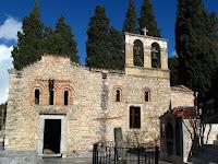 Moni Kardiotissa - 9th century church
