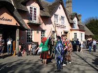 Morris dancers - Grantchester