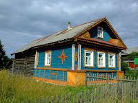 Goritsky village house