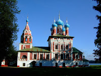 Uglich church