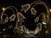 Funchal Christmas lights