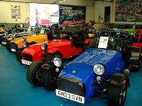 Caterhams