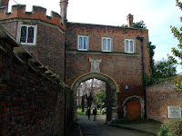 The old Palace Gatehouse