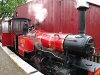 Bressingham Steam Museum & Gardens