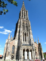 Tallest church steeple in the world, Ulm