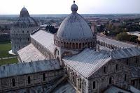 Pisa duomo from tower
