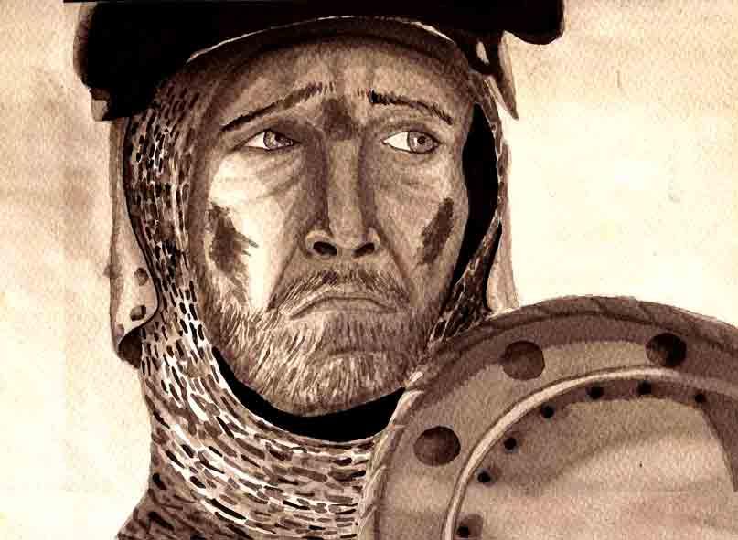 las ensenanzas del caballero de la armadura oxidada: