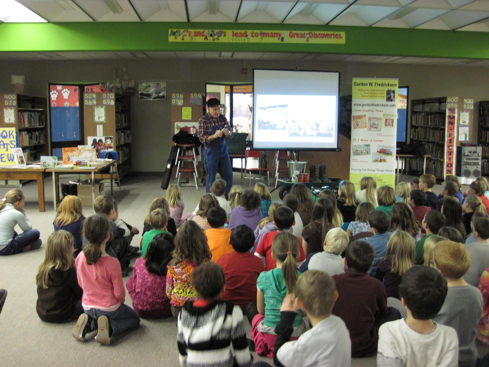 Gordon w fredrickson pinewood elementary monticello mn