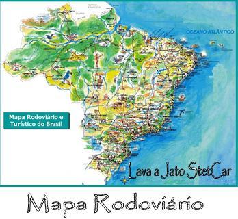 Mapa Rodoviário