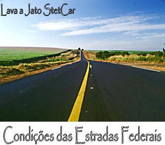 Condições das Estradas