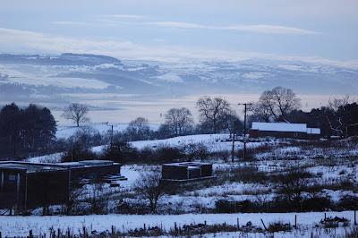 Kilpatrick Hills snow