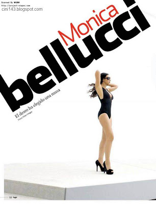 monica bellucci vanity fair pictures