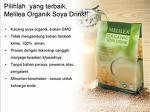 Susu Kedelai Organic