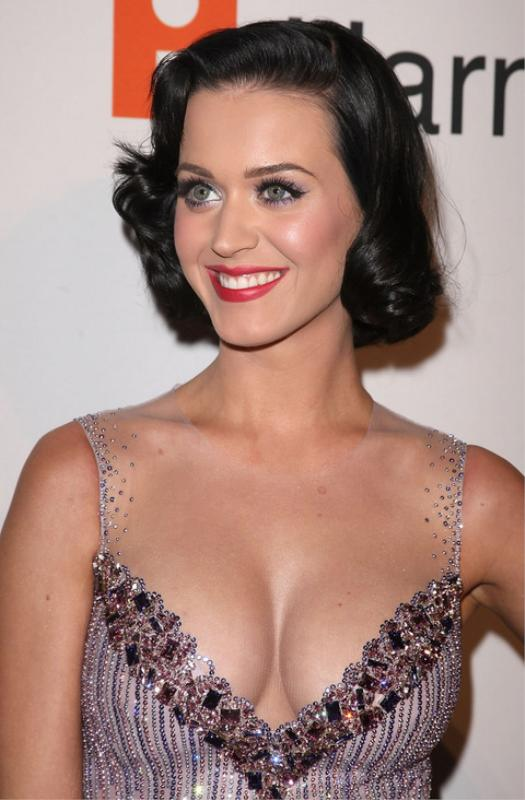 katy perry makeup. Katy Perry#39;s Classic Makeup