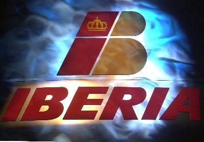Lecospotters iberia registra la marca iberia express for Oficinas iberia express