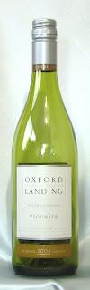 OXFORD LANDING VIOGNIER 2005 ボトル ラベル