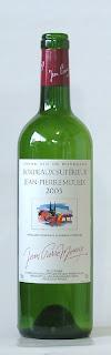 ボルドー・スーペリュール ジャン・ピエール・ムエックス 2003 ボトル ラベル