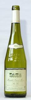 ミュスカデ・セーヴル・エ・メーヌ・シュール・リー / ドメーヌ・ラ・オート・フェヴリ 2004 ボトル ラベル