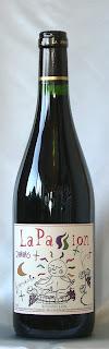 ラ パッション グルナッシュ 2006 ヴァン・ド・ペイ・デ・コート・カタラン ボトル ラベル