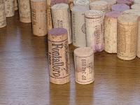 ワインのコルク 長いものと短いものだとこんなに差があります