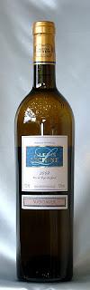 アレクシス・リシーヌ ヴァン・ド・ペイ・デュ・ガール ヴィオニエ 2002 ボトル ラベル