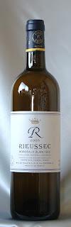 エール・ド・リューセック・ブラン 2005 ボトル ラベル