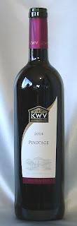 KWV ピノタージュ 2004 ボトル ラベル