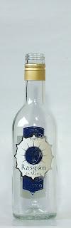 ラスゴン・デ・マリア ブランコ 2003 ボトル ラベル