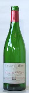 ドメーヌ・ダンディゾン コ-ト・デュ・ロ-ヌ ヴィエイユ・ヴィ-ニュ 2003 ボトル ラベル