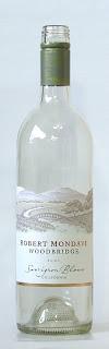 ロバート・モンダヴィ ウッドブリッジ ソーヴィニヨン・ブラン 2005 ボトル ラベル