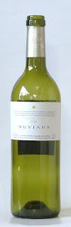 ヌヴィアナ シャルドネ 2005 ボトル ラベル