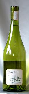 コノスル シャルドネ コンバージョン 2007 ボトル ラベル