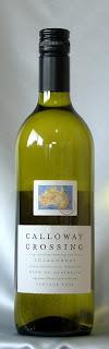 キャロウェイ シャルドネ 2005 ボトル ラベル