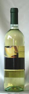 ヴィラディアナ トレッビアーノ ダブルッツォ 2006 ボトル ラベル